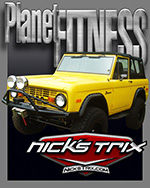 Planet Fitness  Early Bronco Restoration by Nick's TriX