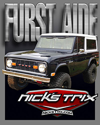 FURST AIDE Bronco by Nick's Trix